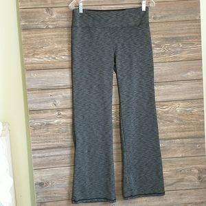 🌺Women's athletic pants full length Gray black, M